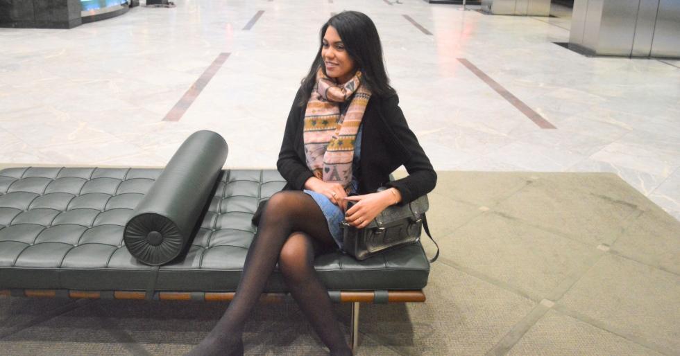 sitting-denim-dress-dont-love-this-pic